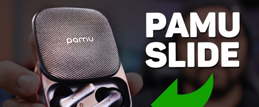 Pamu Slide A Valid Alternative to AirPods!
